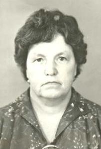 мама Цветковой Е.Н.