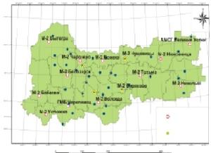 карта статья