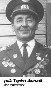 Теребов Николай Анисимович